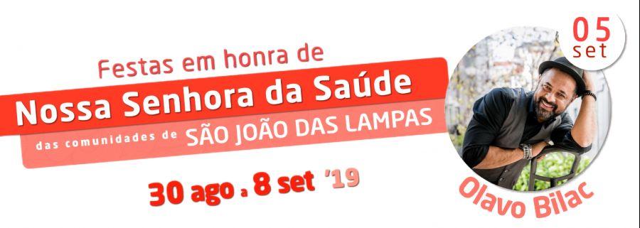 Olavo Bilac - Festa de São João das Lampas