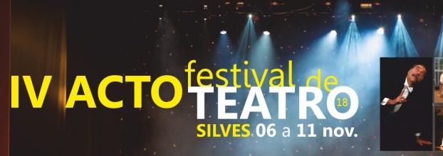 IV ACTO - Festival de Teatro