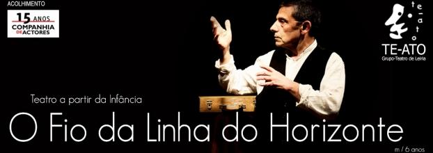 O Fio da Linha do Horizonte - Teatro Infantil | Acolhimento CDA