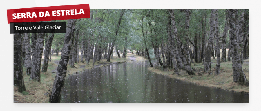 Cicloturismo - Serra da Estrela