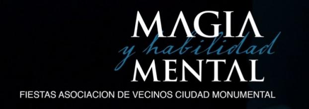 MAGIA y habilidad MENTAL por Cesar Bravo