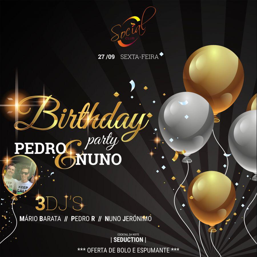 Festa Afrolatina | B-Day Party | 3 Djs