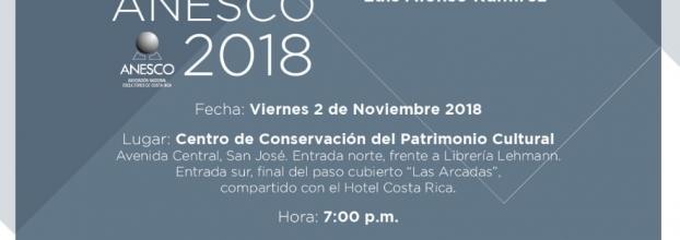 Salón anual de escultores de Costa Rica. ANESCO