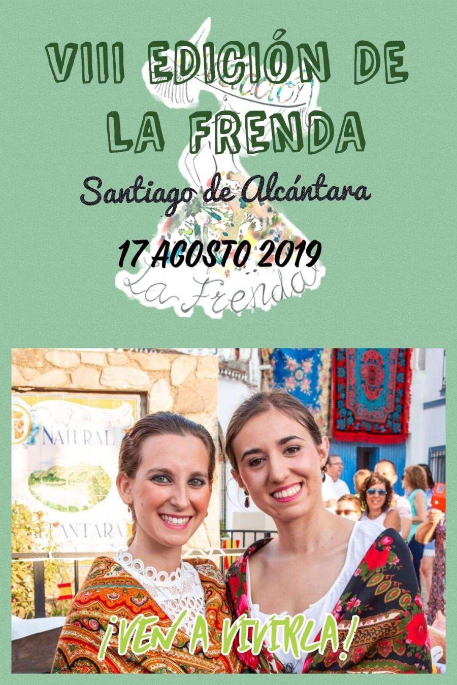 LA FRENDA SANTIAGO DE ALCÁNTARA | VIII Edición de La Frenda