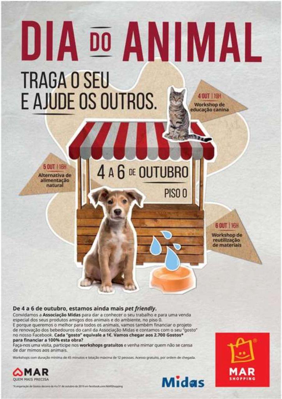 Dia do Animal no MAR Shopping Matosinhos