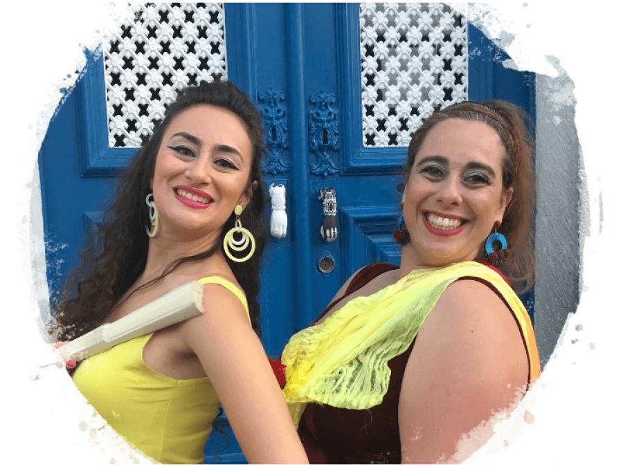 Workshop de fusão Flamenco-Árabe