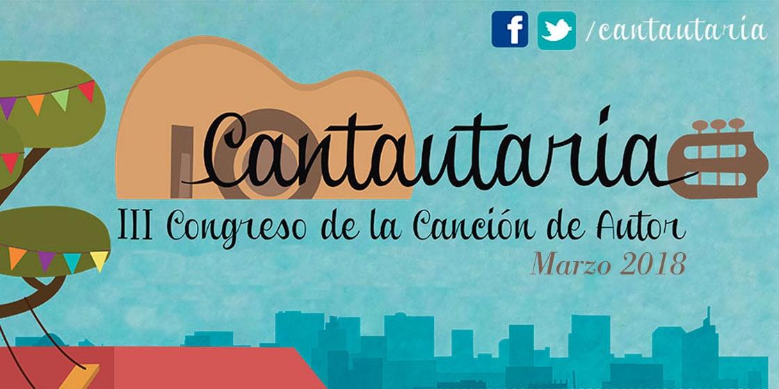 CANTAUTARIA 2018 // III Encuentro de Cantautores en Cáceres