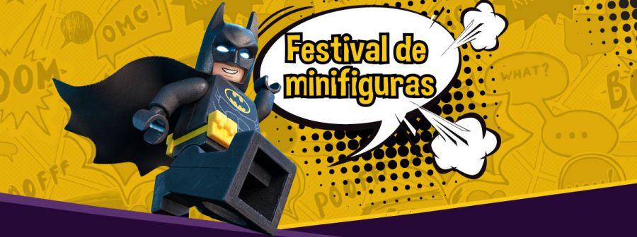 Festival de minifiguras en Chepe. Spiderman, X-Men, Goku