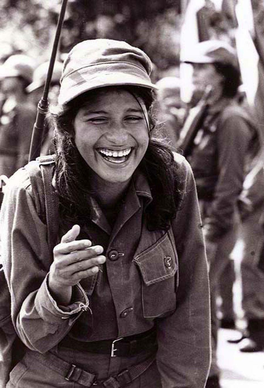 Las sandinitas. Jenny Murray. Nicaragua-EEUU. 2018