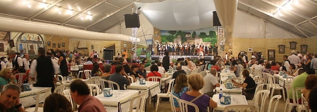 Baile español a cargo de la academia Aire Flamenco