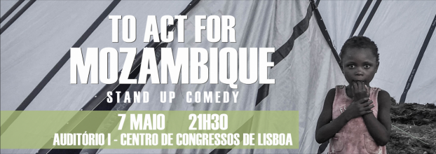 To Act For Mozambique - Stand Up Comedy