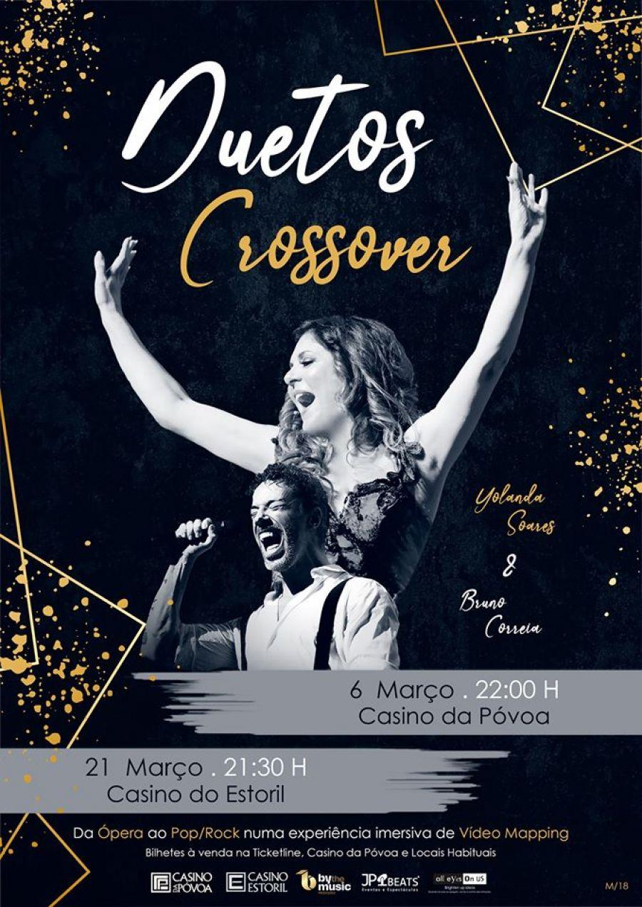 Duetos Crossover - Yolanda Soares e Bruno Correia