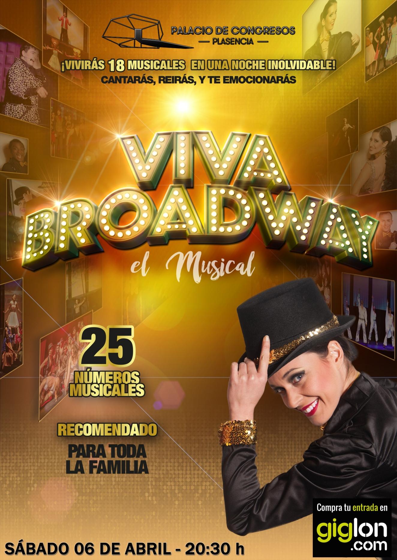 VIVA BROADWAY || EL MUSICAL