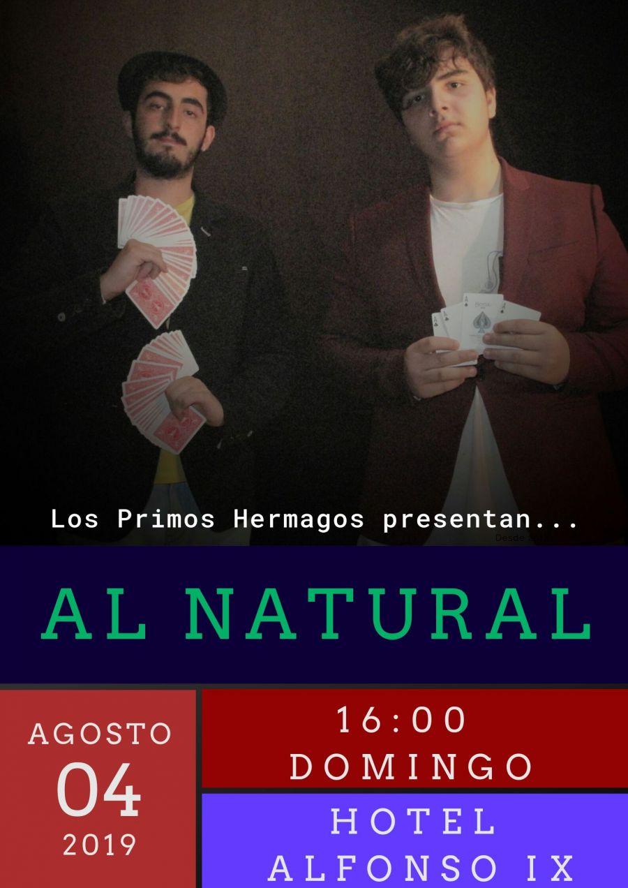 Los Primos Hermagos 'Al natural'