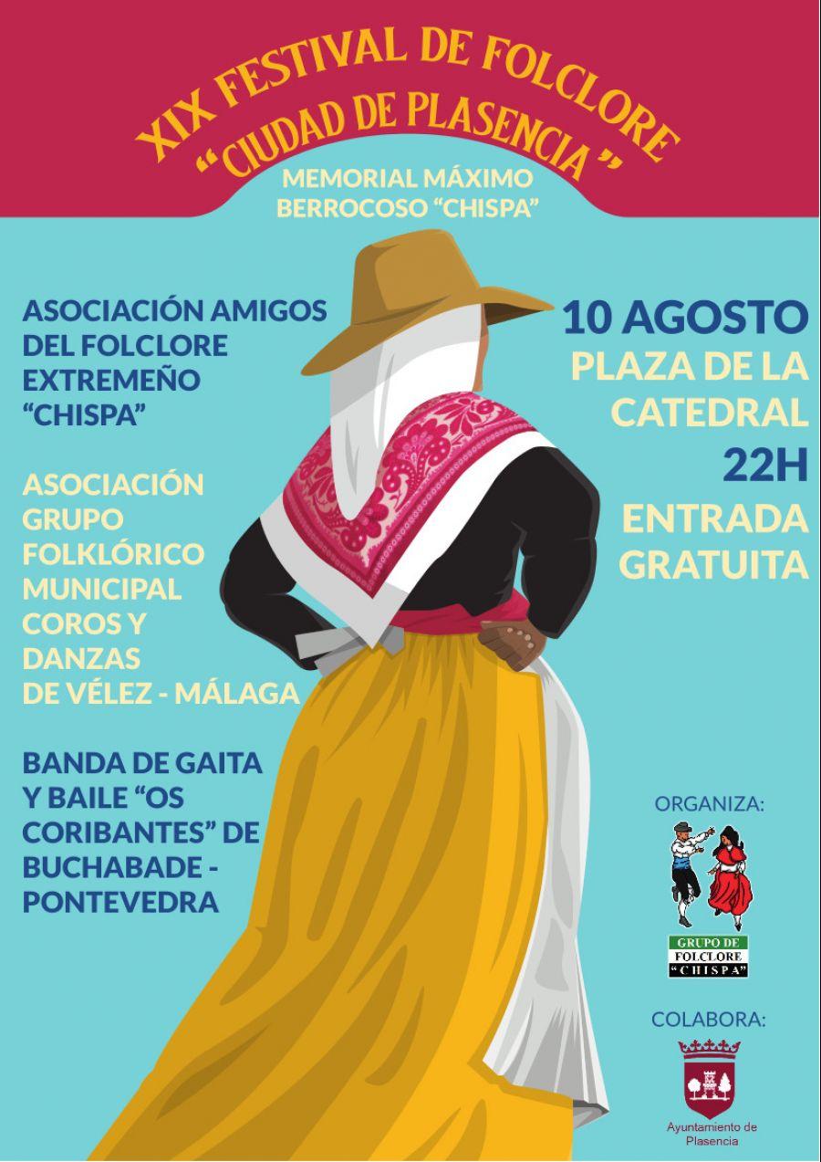 XIX Festival de Folclore 'Ciudad de Plasencia'