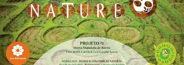 BUILDING NATURE PROJECT #1 - Horta Mandala de Barro