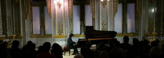 Jóvenes Talentos Nacionales e Internacionales. Costa Rica Piano Festival