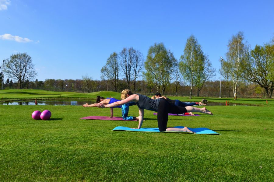 Pilates Healthy HIT na Quinta do Pisão