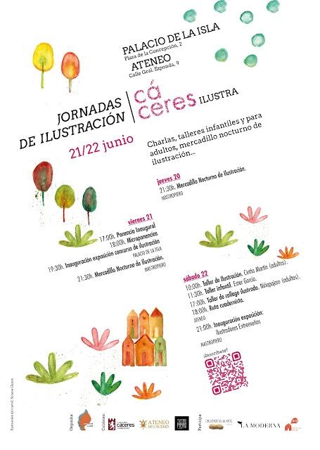 Jornadas de Ilustración 'Cáceres Ilustra'