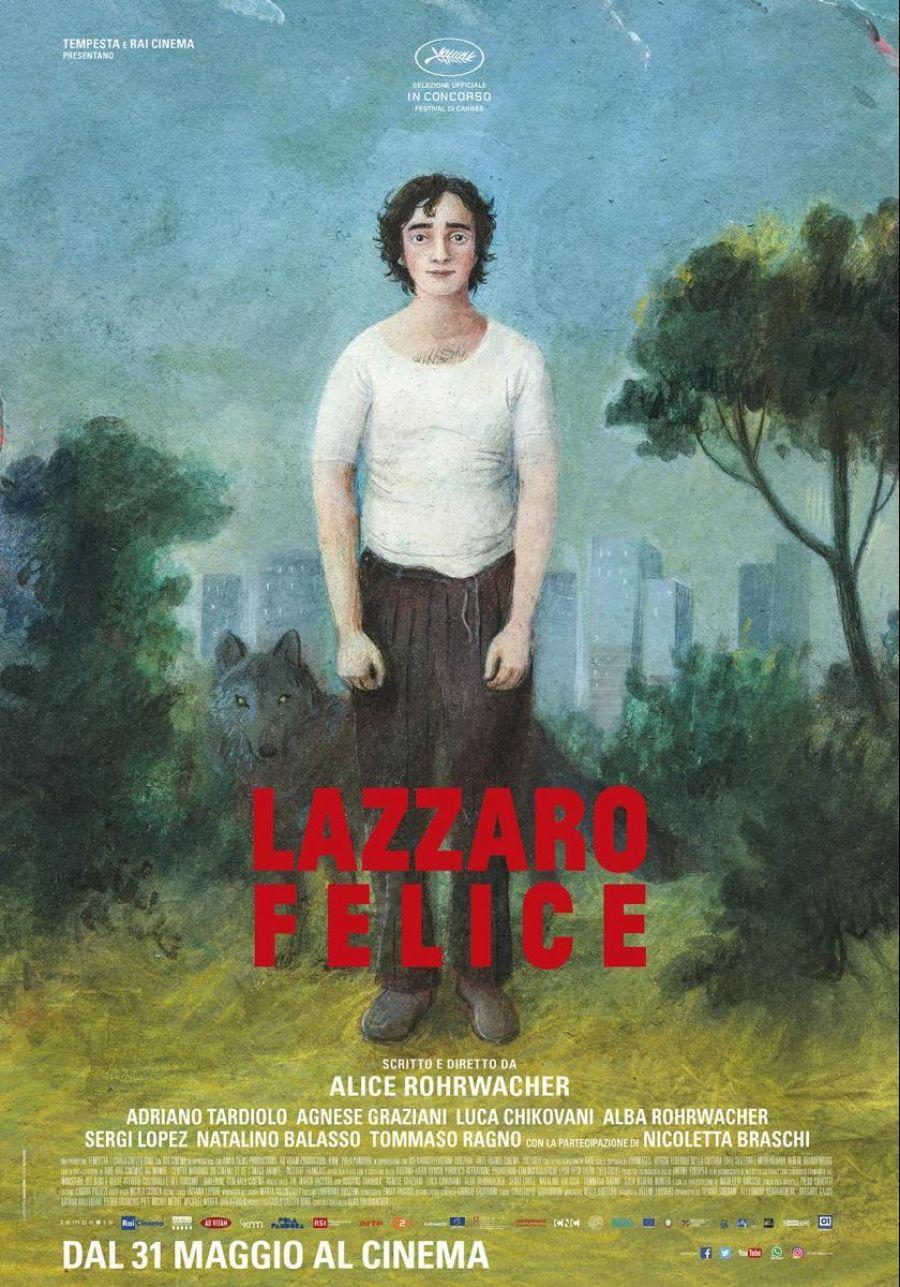 Cine de Verano «Lazzaro Felice» | Al fresco · III Encuentro de Cultura y Cine en el Mundo Rural