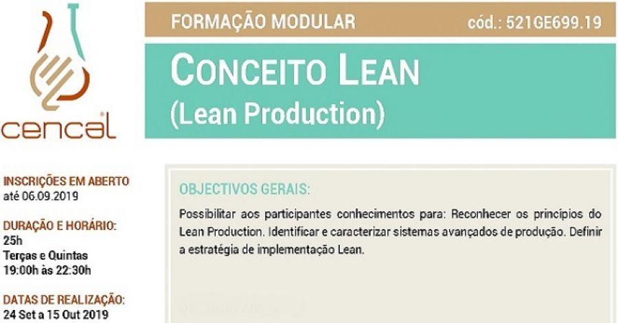Conceito Lean - (Lean Production)