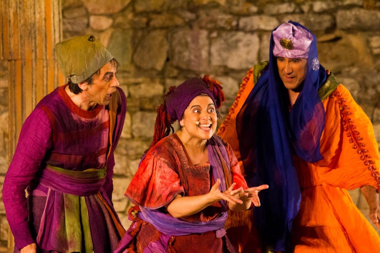 Miles Gloriosus - El soldado fanfarrón || Festival Nacional de Teatro Vegas Bajas