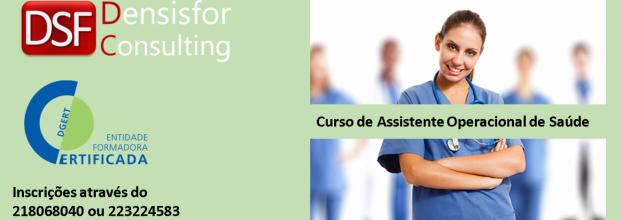 Curso de Assistente Operacional de Saúde