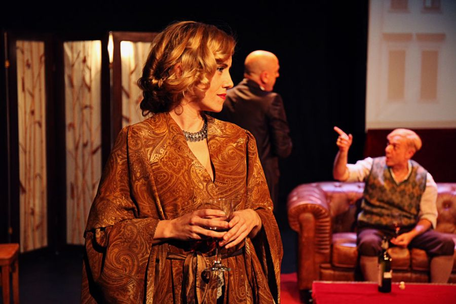 Shakespeare en Berlín - Arden Producciones (Valencia)