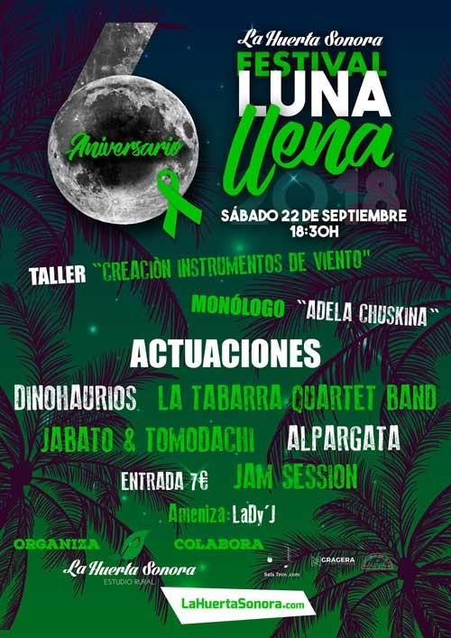 Festival De La Luna Llena