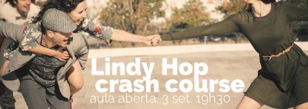 Lindy Hop Crash Course