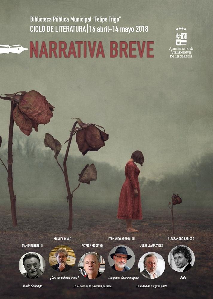 Ciclo de Literatura 'Narrativa Breve'