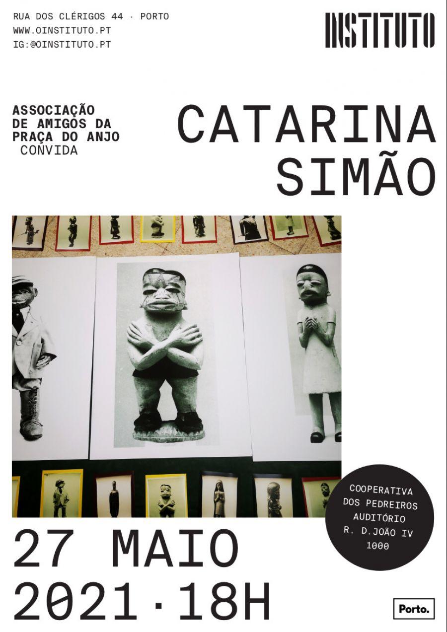 AAPA convida Catarina Simão