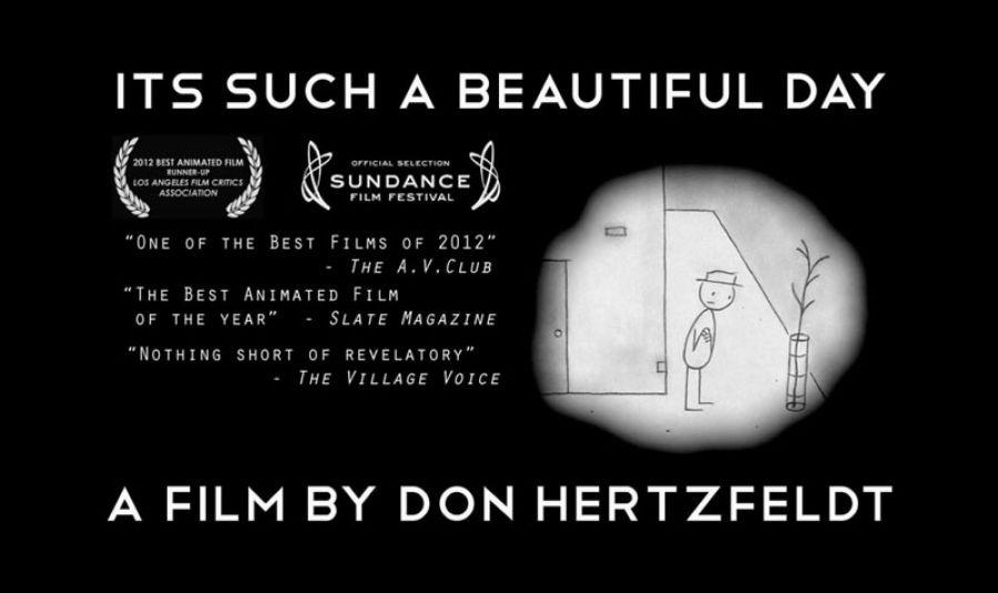 IT'S SUCH A BEAUTIFUL DAY de Don Hertzfeld | Online