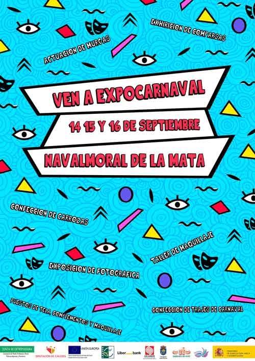 ExpoCarnaval // 'La Feria del Carnaval' de Navalmoral de la Mata