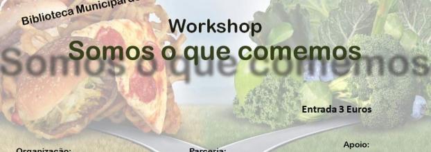 Workshop Somos o que comemos