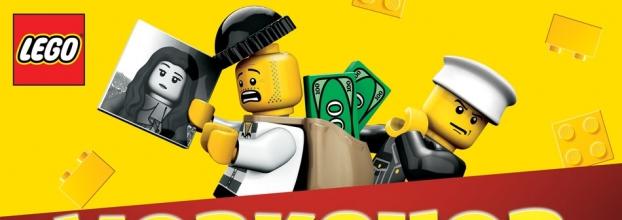 WORKSHOP DE CONSTRUÇÃO CRIATIVA LEGO®