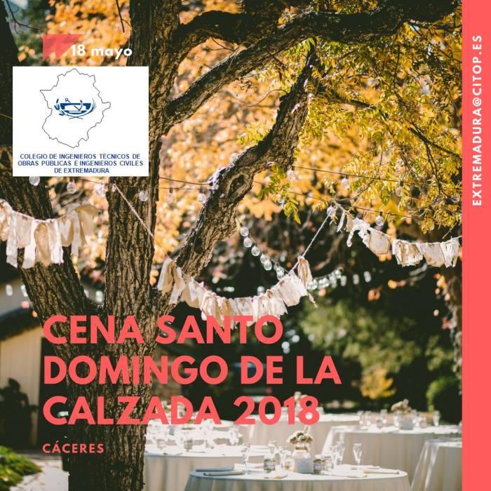 Cena Santo Domingo de la Calzada