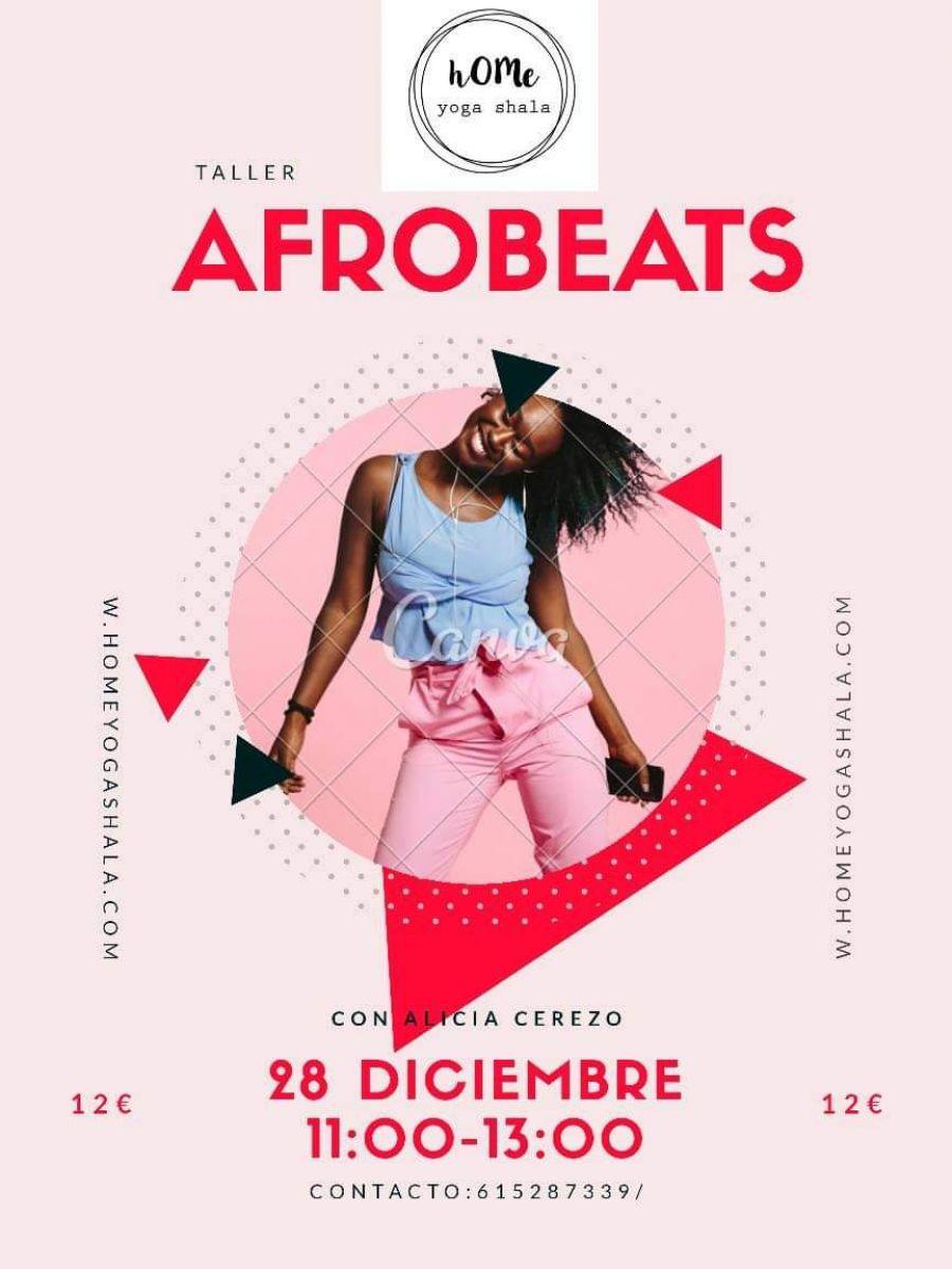 Taller de afrobeats