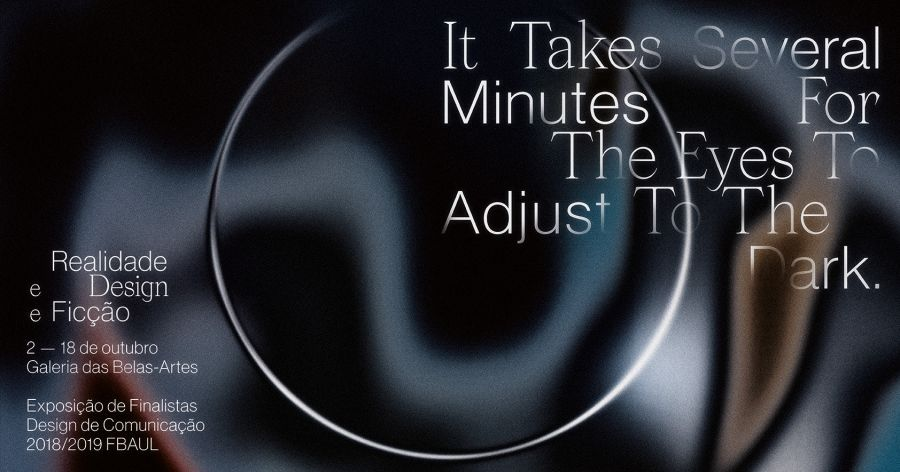 Inauguração de 'It Takes Several Minutes for the Eyes to Adjust to the Dark'