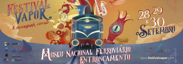 Festival Vapor: A Steampunk Circus