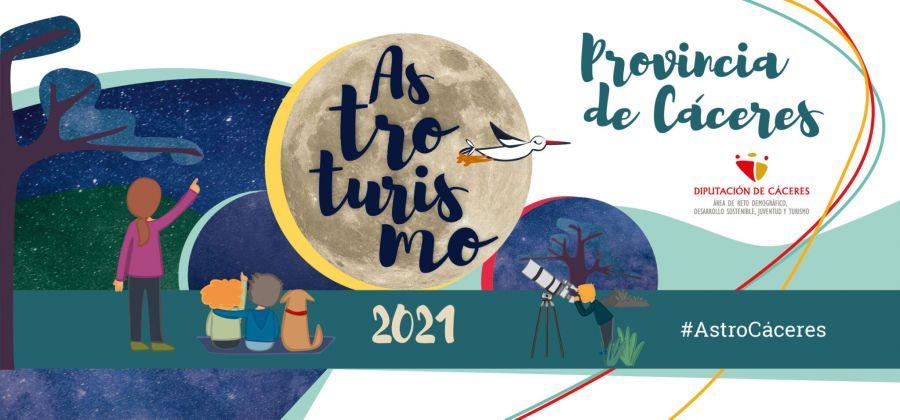 Astro Cáceres 2021   DIPUTACIÓN DE CÁCERES