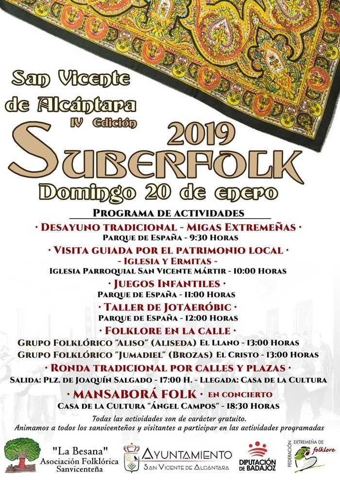 SUBERFOLK 2019 |  IV Edición