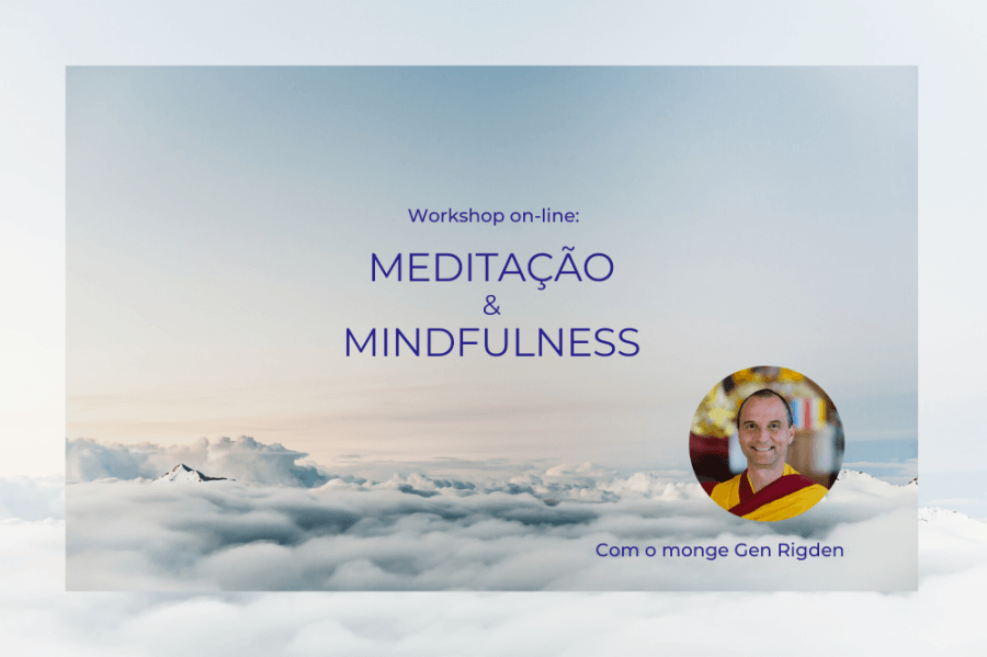 Workshop on-line: Meditação & Mindfulness