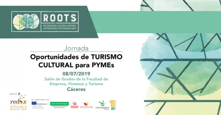 "Jornada ""Oportunidades de TURISMO CULTURAL para PYMEs"""