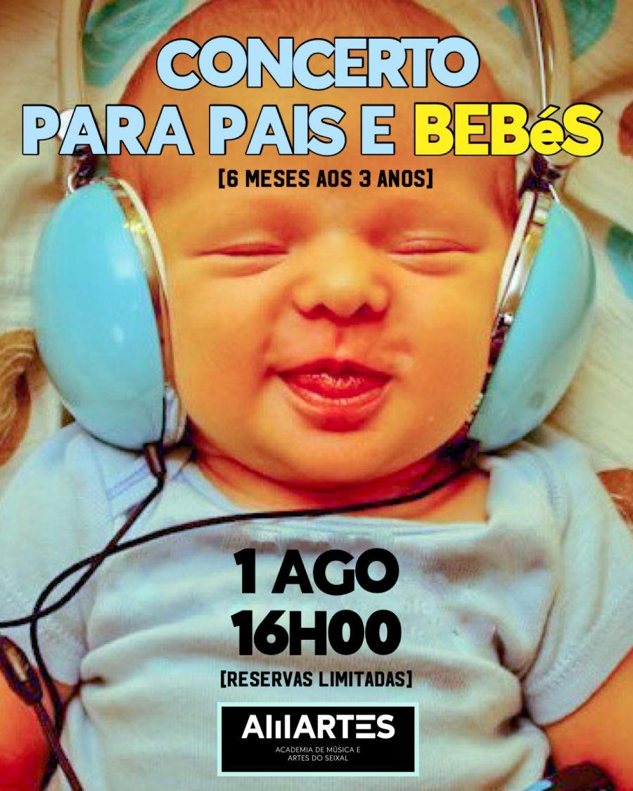Concerto para Pais e Bebés
