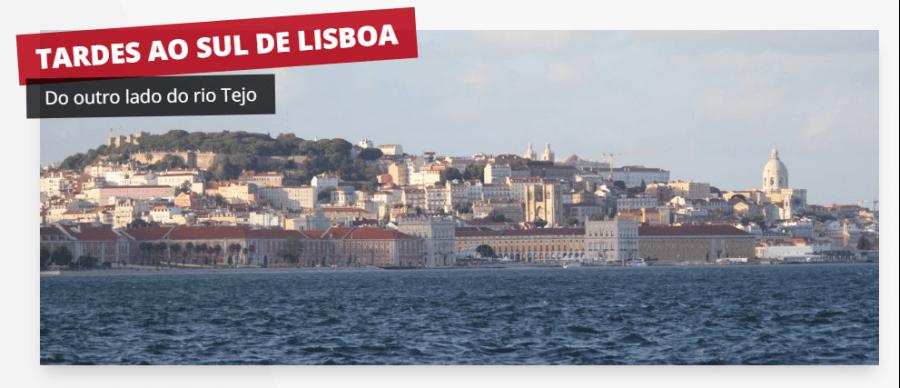 Visitas guiadas  Tardes ao Sul de Lisboa