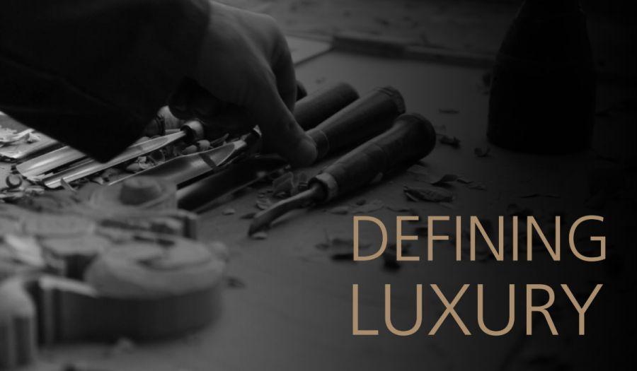 Conferência Defining Luxury