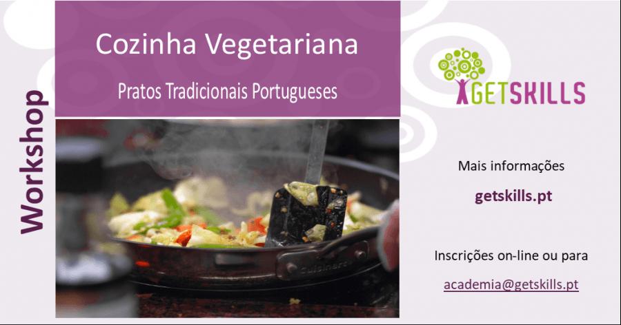 Cozinha Vegetariana - Pratos Tradicionais Portugueses