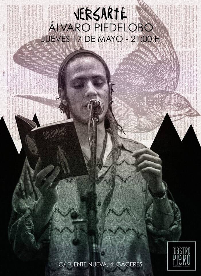 Presentación «Soledades» || Álvaro Piedelobo || MASTROPIERO