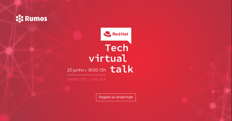 RED HAT Tech Virtual Talk
